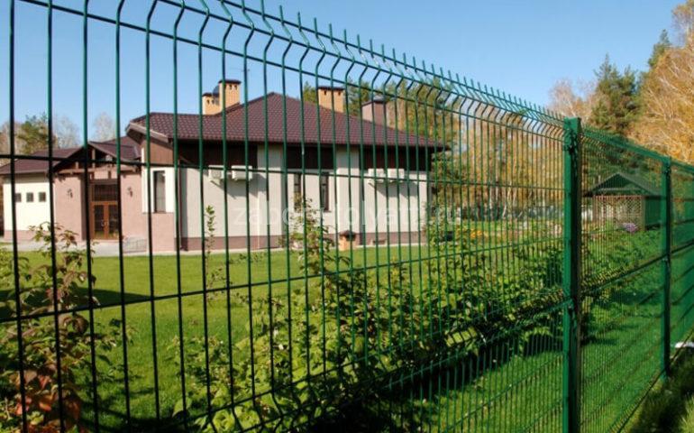 3д забор в Тольятти