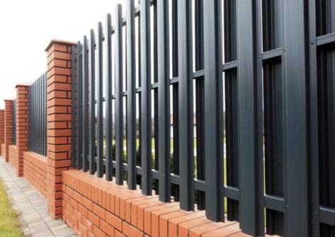 забор из евроштакетника цена в Тольятти
